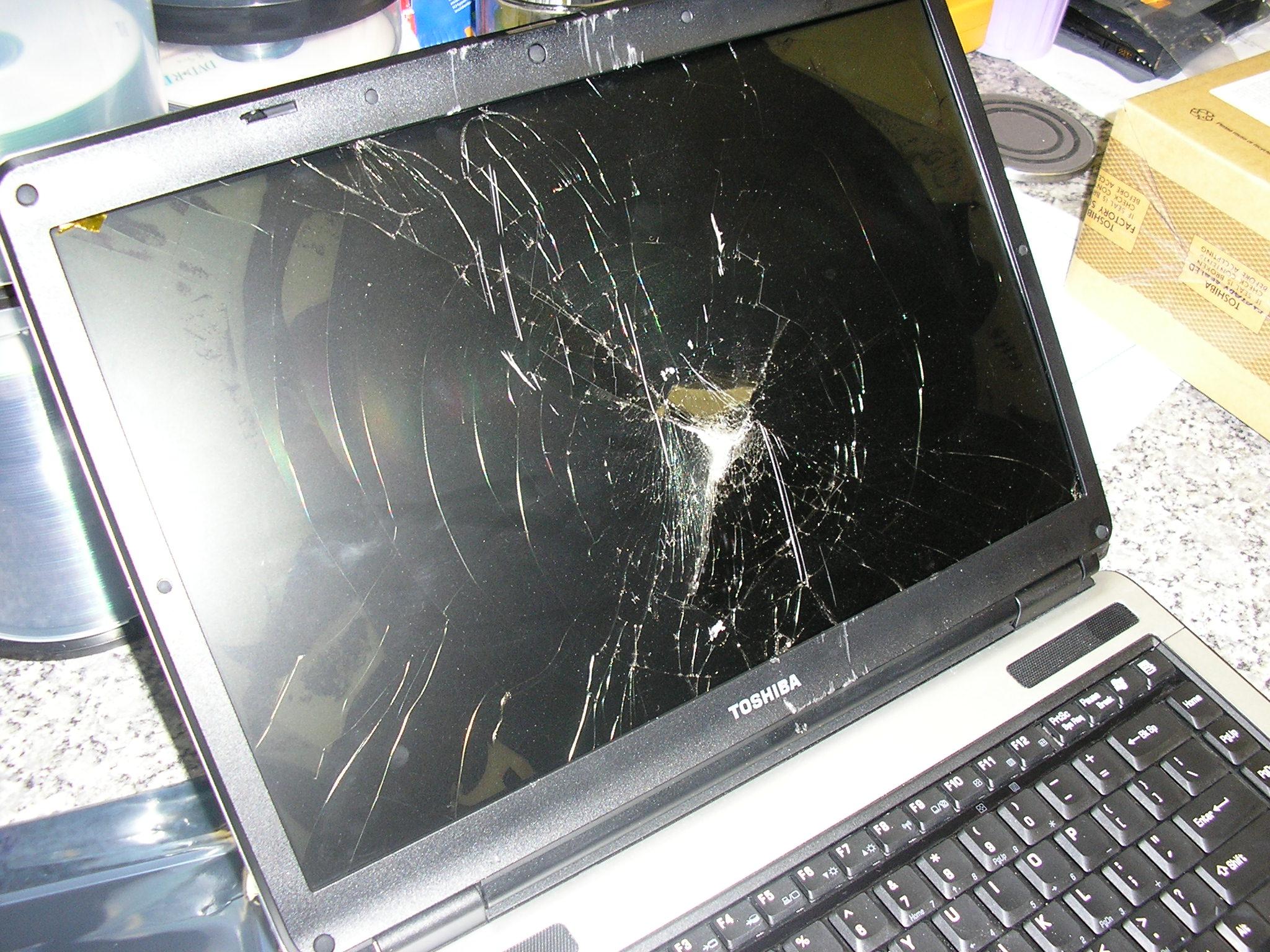 можно ли извлечь фотографии из сломанного ноутбука любит