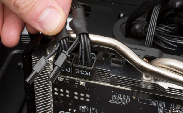 Ошибка Please Power Down And Connect The Pcie Cable Dor This Graphics Card что делать